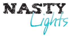Nasty Lights-Logo